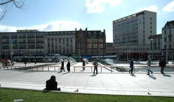 Old Market Square, Nottingham   Public squares   Gustafson Porter