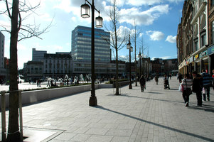 Old Market Square, Nottingham | Piazze | Gustafson Porter