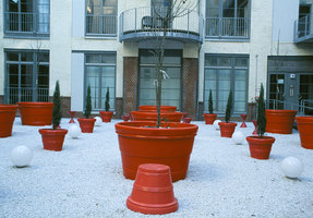 Paul Lincke-Höfe   Gardens   Martha Schwartz Partners