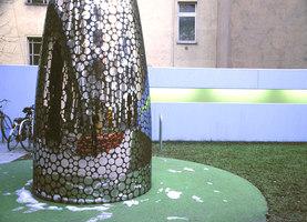 Paul Lincke-Höfe | Gärten | Martha Schwartz Partners