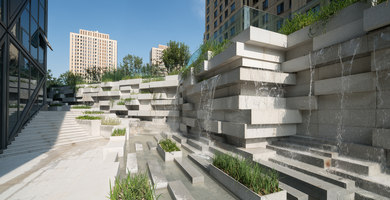 Beiqijia Technology Business District | Jardins   | Martha Schwartz Partners