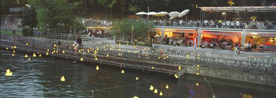 Promenade und Flussbad Lettenareal | Parks | Rotzler Krebs Partner