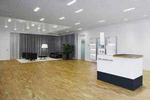 Operational and design concept  for 35 branches of the Neue Aargauer Bank (NAB) | Office facilities | Bureau Hindermann