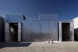 Concrete at Alserkal Avenue | Church architecture / community centres | OMA/AMO