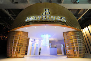 Messestand - Bertolucci at Baselworld trade fair | Stand fieristici | Patrick Norguet