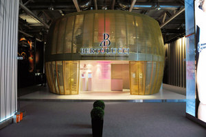 Messestand - Bertolucci at Baselworld trade fair | Messestände | Patrick Norguet