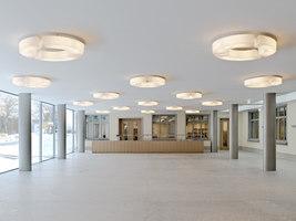 Beleuchtung Speisesaal BBZ Arenenberg | Kleinserien | Stockwerk3 Produktgestaltung