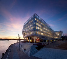 Firmenzentrale Unilever | Office buildings | Behnisch Architekten
