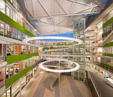 Unilever Headquarter Building | Office buildings | Behnisch Architekten
