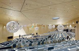 Wipo Conference Hall | Edificio de Oficinas | Behnisch Architekten