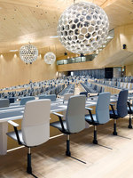 Wipo Conference Hall | Edificio de Oficinas | Behnisch Architekten