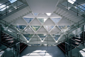 MODE GAKUEN Cocoon Tower | Écoles | TANGE ASSOCIATES