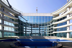 President International Tower | Immeubles de bureaux | TANGE ASSOCIATES