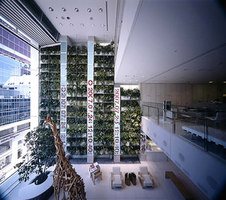 Nicolas G. Hayek Center | Office buildings | Shigeru Ban Architects