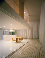 Curtain Wall House | Detached houses | Shigeru Ban Architects