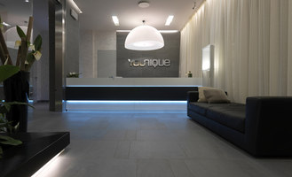 Get Fit City Club | Instalaciones Spa | Matteo Nunziati
