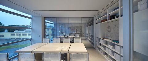 Matteo Nunziati Headquarter Office | Office facilities | Matteo Nunziati