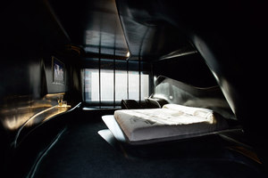 Hotel Puerta America, 1st floor | Hotel interiors | Zaha Hadid