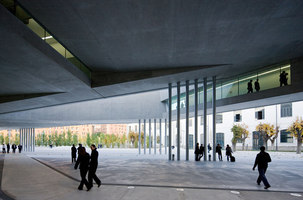 Contemporary Arts Centre 'MAXXI' Rome | Musées | Zaha Hadid Architects