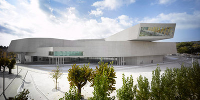 Contemporary Arts Centre 'MAXXI' Rome | Museos | Zaha Hadid Architects