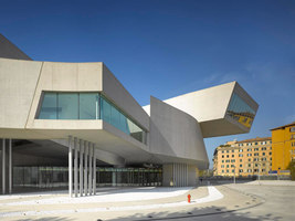 Contemporary Arts Centre 'MAXXI' Rome | Musei | Zaha Hadid Architects