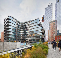 520 West 28th | Apartment blocks | Zaha Hadid Architects