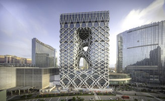 Morpheus Hotel City of Dreams Resort, Macau | Hotels | Zaha Hadid Architects