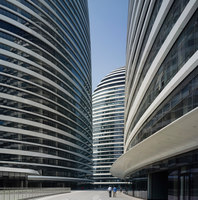 Wangjing Soho | Office buildings | Zaha Hadid Architects