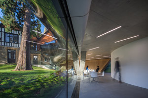 Investcorp Building for Oxford University's Middle East Centre at St Antony's College | Universitäten | Zaha Hadid