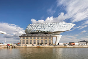 Antwerp Port House | Industie edilizie | Zaha Hadid