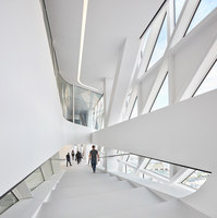 Antwerp Port House | Construcciones Industriales | Zaha Hadid Architects