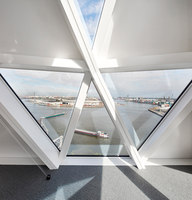 Antwerp Port House | Industriebauten | Zaha Hadid Architects