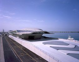 Salerno Maritime Terminal | Infrastructure buildings | Zaha Hadid Architects