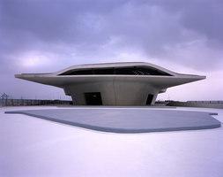 Salerno Maritime Terminal | Costruzioni infrastrutturali | Zaha Hadid Architects