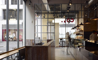 The New 'Metropolitan' Costa | Café interiors | Stiff + Trevillion