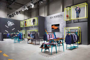 Messestand Roy Robson auf der Panorama Berlin | Trade fair stands | COORDINATION Berlin