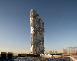 The Greenwich Peninsula Low Carbon Energy Centre | Industriebauten | C.F. Møller