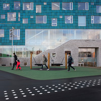CIS – Copenhagen International School Nordhavn | Scuole | C.F. Møller
