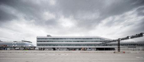 Vartaterminalen, Ferry Terminal Stockholm | Infraestructuras | C.F. Møller