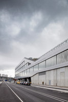 Vartaterminalen, Ferry Terminal Stockholm | Infrastructure buildings | C.F. Møller