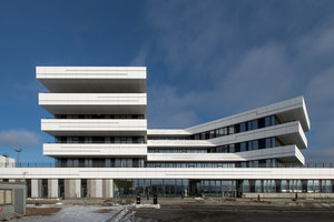 Port Centre and HQ, Port of Aarhus | Administration buildings | C.F. Møller