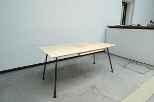 Pivo_table | Prototypes | Benoît Deneufbourg