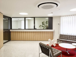 Swiss Consulate General | Office facilities | MACH ARCHITEKTUR