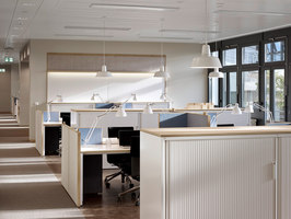 Novartis Campus | Office facilities | MACH ARCHITEKTUR GmbH