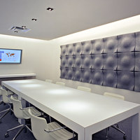 Fahrenheit 212, New York | Office facilities | David Howell Design