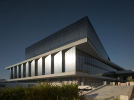 Nouveau Musée de l'Acropole | Musées | Bernard Tschumi