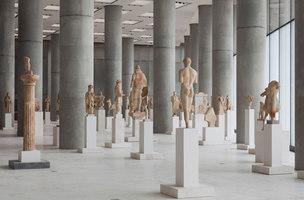 Nouveau Musée de l'Acropole | Museums | Bernard Tschumi