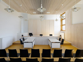Extension of the Municipal Court | Bâtiments administratifs | Lederer+Ragnarsdóttir+Oei