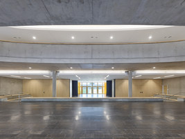 Johann-Pachelbel-Realschule Staatliche Fachoberschule in Nuremberg | Écoles | Lederer+Ragnarsdóttir+Oei