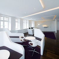 Notariat Ballindamm | Office facilities | LH Architekten